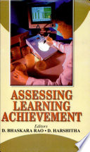 Assessing Learning Achievement