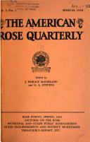 The American Rose Quarterly