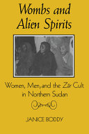 Wombs and Alien Spirits Book