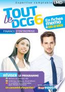 Tout Le Dcg 6 Finance D Entreprise
