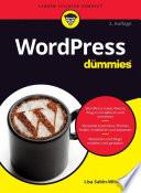 WordPress f  r Dummies