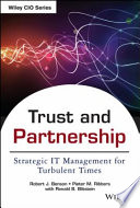 Trust and Partnership