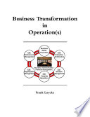 Business Transformation In Operation S