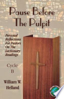Pause Before the Pulpit