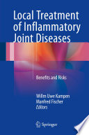 Local Treatment of Inflammatory Joint Diseases