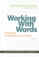 Working With Words Launchpad Solo For Journalism Six Month Access