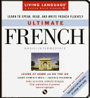 ULTIMATE FRENCH BASIC INTERMEDIATE   CD AUD MANUAL
