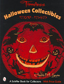 Timeless Halloween Collectibles  1920 to 1949