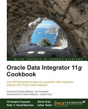 Oracle Data Integrator 11g Cookbook