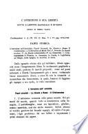 Gli studi in Italia periodico didattico  scientifico e letterario