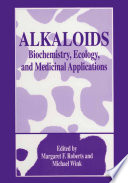 Alkaloids Presented The Biology Of This Heterogenous Group