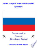 Learn to Speak Russian for Swahili Speakers