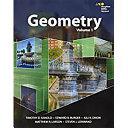 Hmh Geometry Interactive Student Edition Volume 1 2015