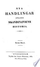 Handlingar rörande Skandinaviens historia