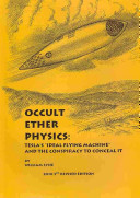Occult Ether Physics   2010 3rd Revised Edition