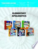 Elementary Apologetics (Teacher Guide)
