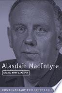 Alasdair MacIntyre