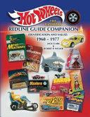 Hot Wheels The Ultimate Redline Guide Companion book