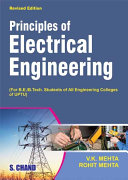 Principles of Electrical Engineering  For UPTU