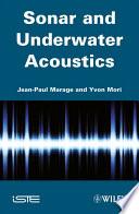Sonar And Underwater Acoustics