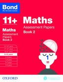 Bond 11   Maths  Assessment Papers