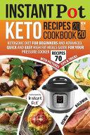 Instant Pot Keto Recipes Cookbook 2020