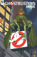 Ghostbusters Annual 2018