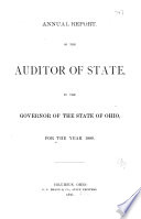 Annual Report   Auditor of State