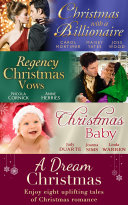 A Dream Christmas (Mills & Boon e-Book Collections)