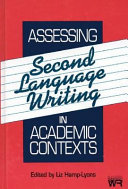 Ebook Assessing second language writing in academic contexts Epub Liz Hamp-Lyons Apps Read Mobile