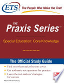 The Praxis Series Special Education Core Knowledge Study Guide  ebook
