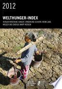 Welthunger-Index 2012