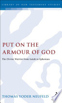 Put on the Armour of God