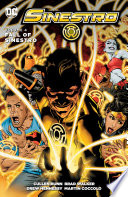 Sinestro Vol  4  The Fall of Sinestro