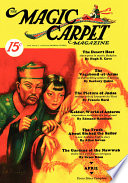 The Magic Carpet  Vol 3  No  2  April 1933