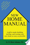 New Home Manual