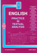 Practice in Textual Analysis