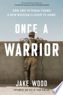 Book Once a Warrior