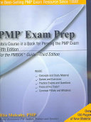 Project Management Professional Exam Prep
