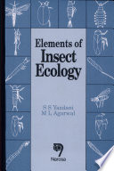 Elements Of Insect Ecology