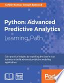 Python Advanced Predictive Analytics