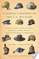 A People s History of the U S  Military Book PDF