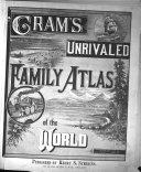Unrivaled Family Atlas of the World