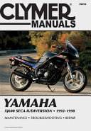 Yamaha Xj600 Seca Ii 92 98