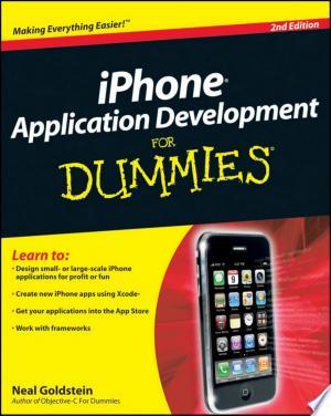 IPhone Application Development For Dummies - ISBN:9780470929018