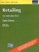 Retailing  An Introduction  5 E