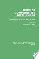 Uses of Comparative Mythology  RLE Myth