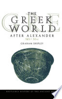 The Greek World After Alexander 323 30 Bc