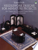 Needlework Designs for Miniature Projects Miniature Enthusiasts And Needleworkers Can