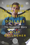 How to Turn Down a Billion Dollars Book PDF
